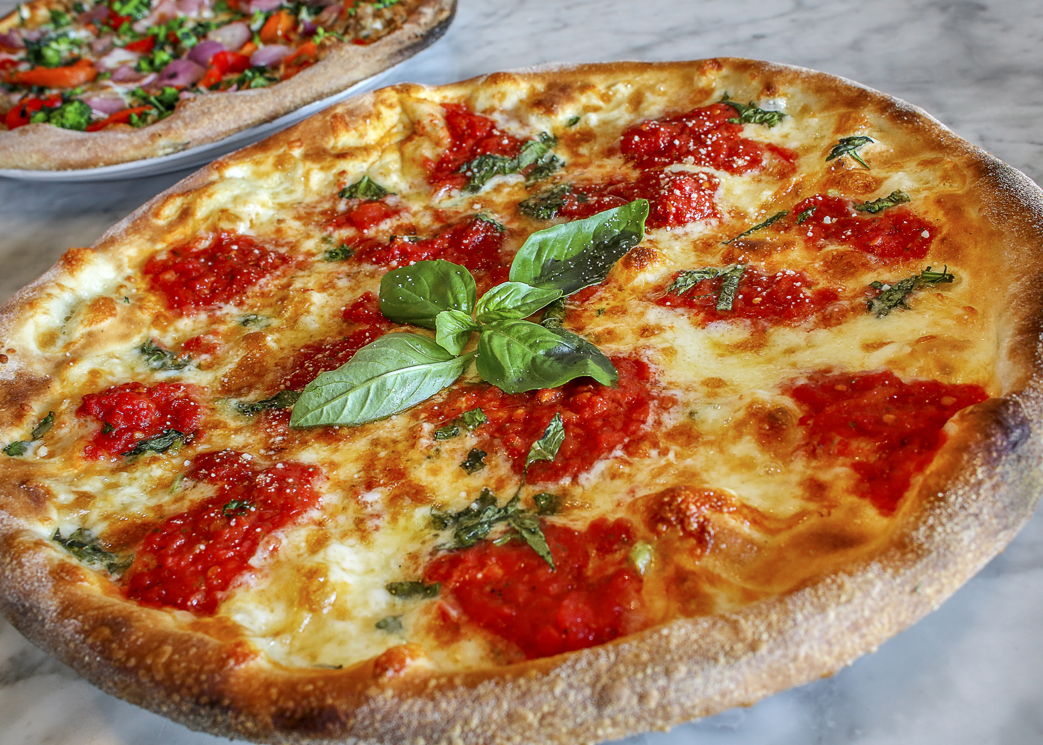 Pizza Margherita Recipe Dishmaps