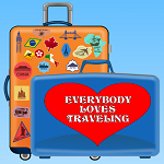 Traveling logo FB
