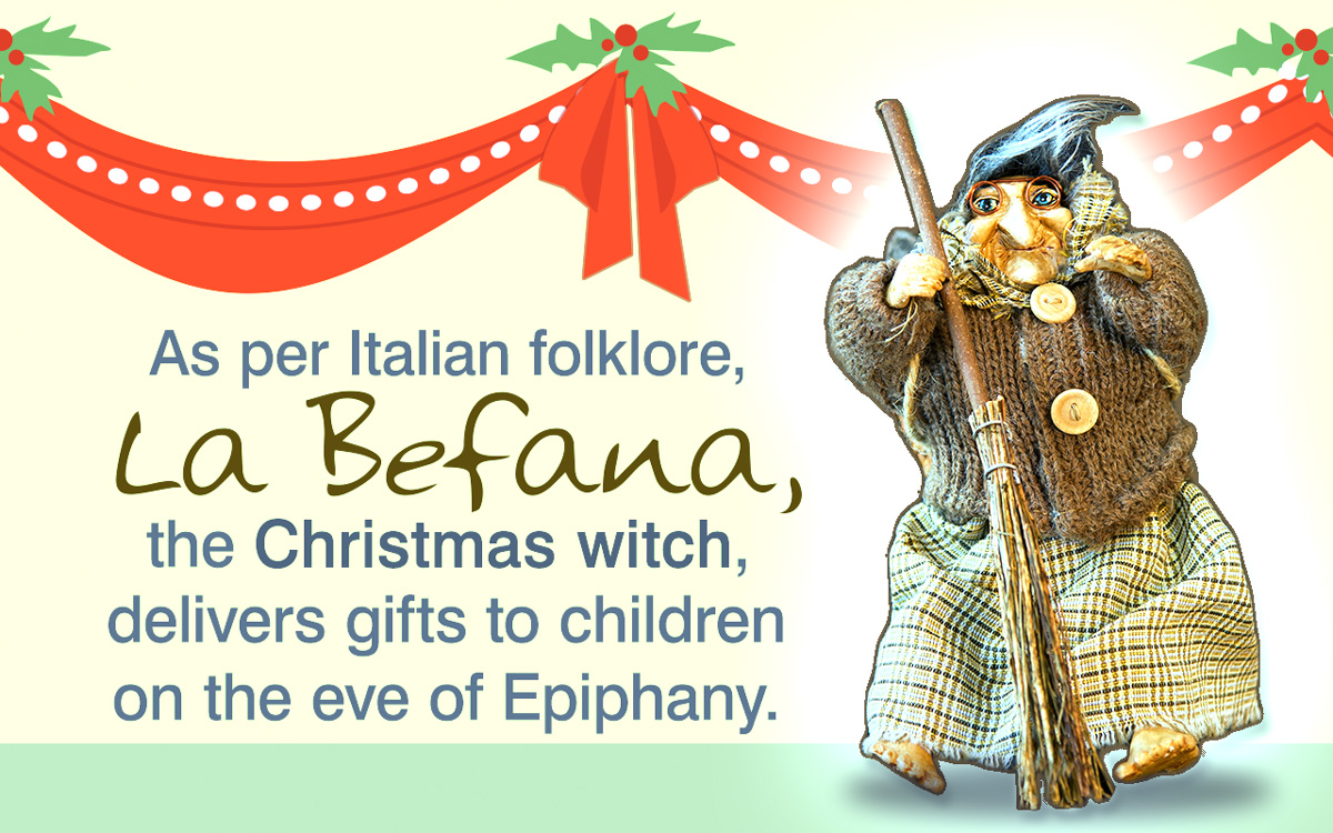 Italian Christmas.Traditional Italian Christmas Customs